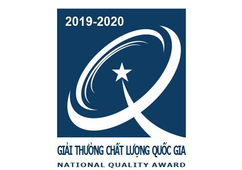 GIẢI THƯỞNG CHẤT LƯỢNG QUỐC GIA 2019-2020 DO THỦ TƯỚNG CHÍNH PHỦ TRAO TẶNG